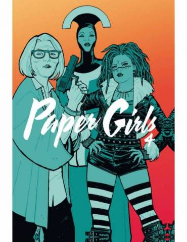Paper Girls (Tomo) Nº04