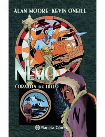 The League of Extraordinary Gentlemen Nemo Corazón