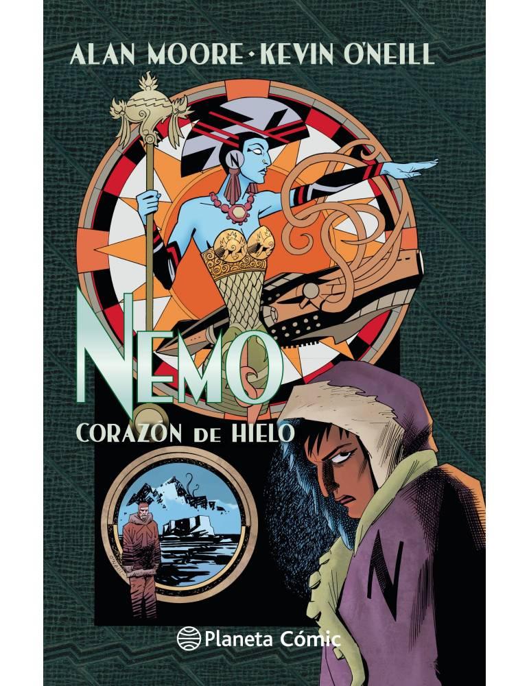 The League of Extraordinary Gentlemen Nemo Corazón