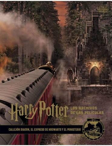 Harry Potter: Los Archivos de las Películas 2. Callejon Diagon