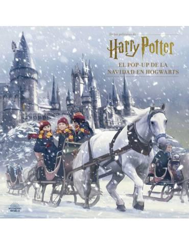 Harry Potter: El Pop-Up de la Navidad en Hogwarts