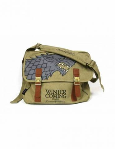 Bolsa Tela Canvas Game of Thrones: Stark