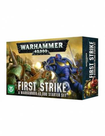 First Strike: A Warhammer 40