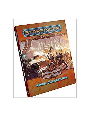 Starfinder Dawn Of Flame...
