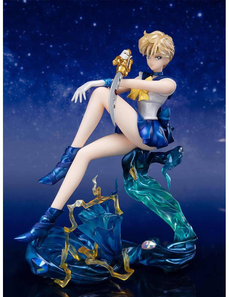 Figura Sailor Moon Figuarts Zero Chouette Exclusive Web Tamashii: Sailor Urano 16