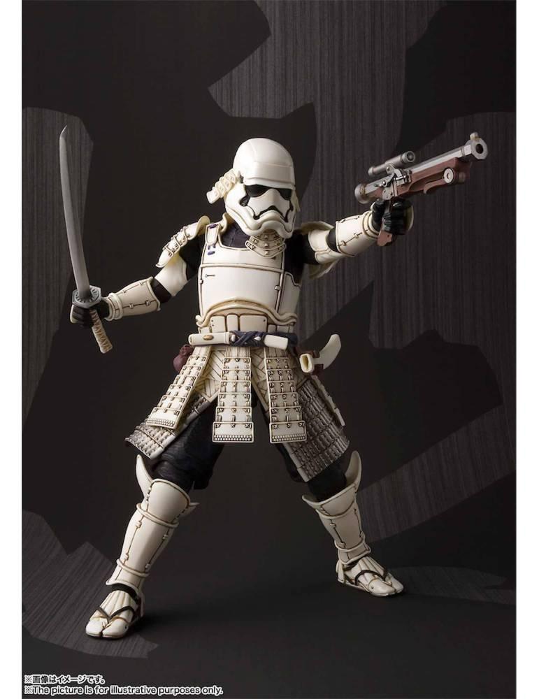 Figura Star Wars Mei Sho Movie Realization: First Order Stormtrooper Ashigaru 17 cm