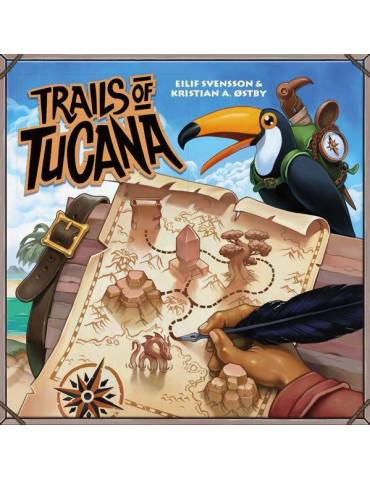 Trails of Tucana (Inglés)