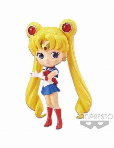 Figura Pretty Guardian Sailor Moon Q Posket: Sailor Moon 14 cm