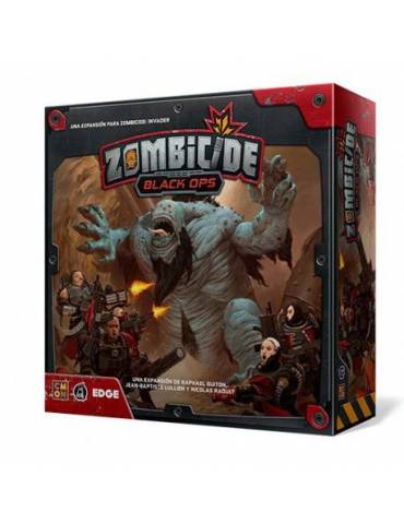 Zombicide: Invader - Black...