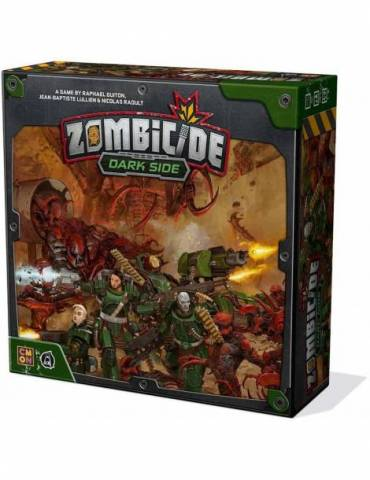 Zombicide: Invader - Dark...
