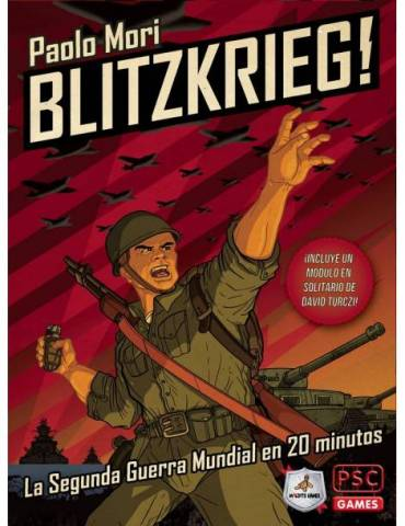 Blitzkrieg! + Expansión Nipona