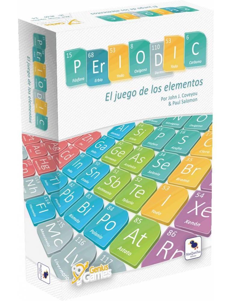 Periodic: el juego de los elementos