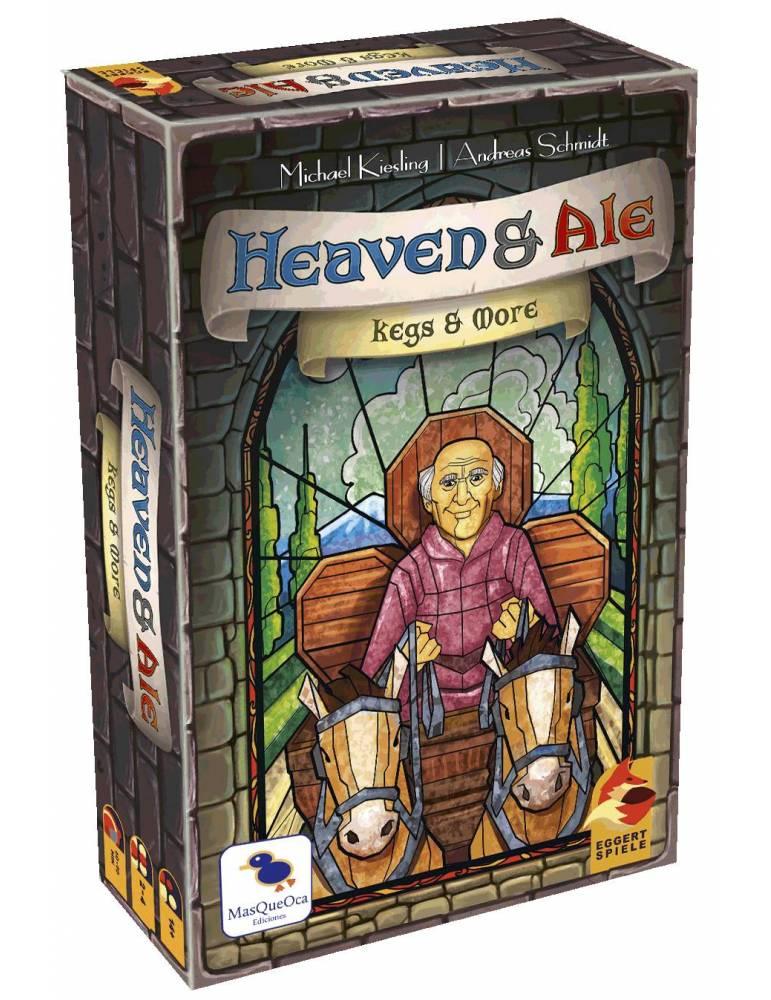 Heaven and Ale: Barricas y Carretas