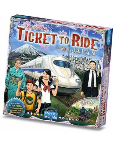 ¡Aventureros al tren! Japón...