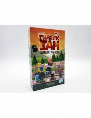 Traffic Jam - ¡Menudo atasco!