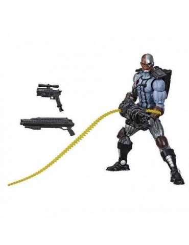Figura Marvel Legends 80Th Anniversary Uncanny X-Force E8847L0: Deathlok 15 cm