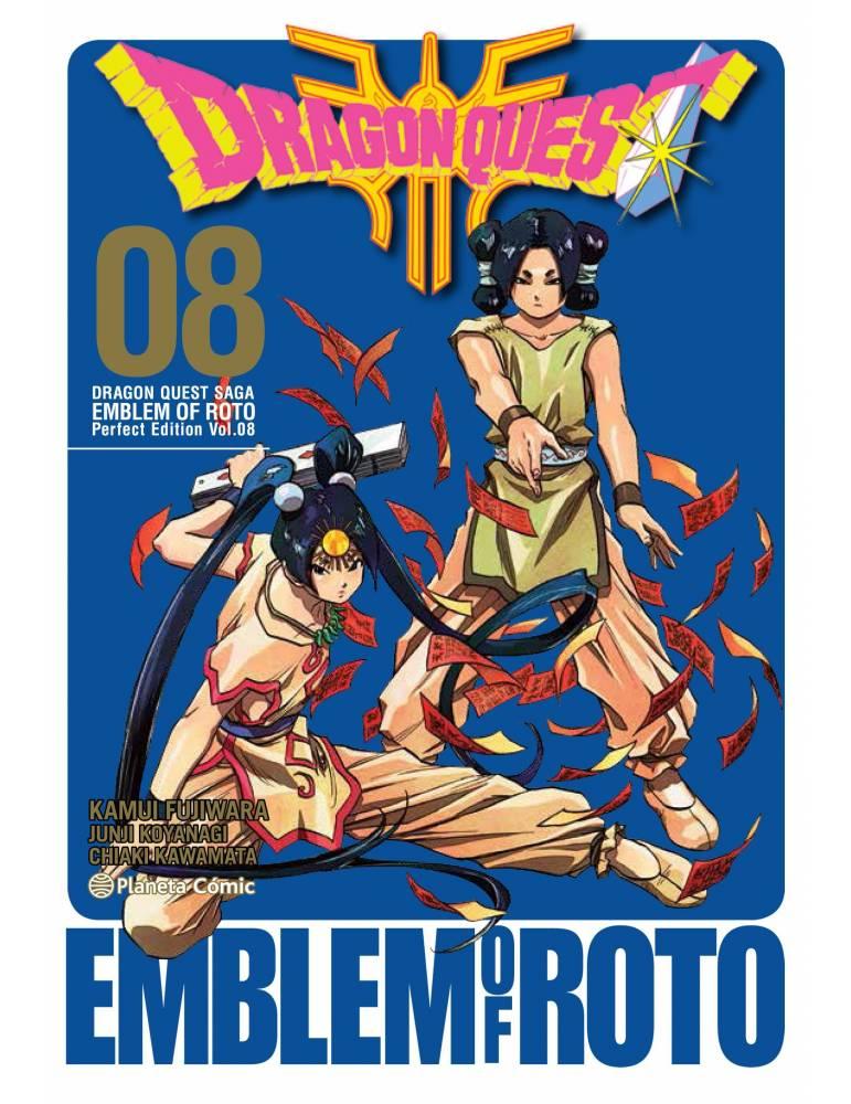 Dragon Quest Emblem Of Roto Nº08/15