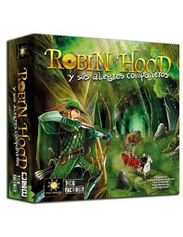 Robin Hood y sus alegres...
