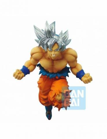 Figura Dragon Ball Super Z Battle: Son Goku Ultra Instinct 16.5 cm