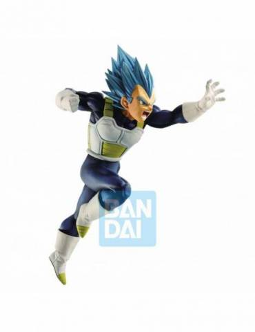 Figura Dragon Ball Super Z Battle: Super Saiyan God Super Saiyan Vegeta 15.5 cm