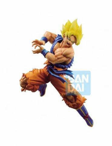 Figura Dragon Ball Super Z Battle: Super Saiyan Son Goku 15.5 cm