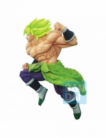 Figura Dragon Ball Super Z Battle: Super Saiyan Broly Fullpower 19 cm