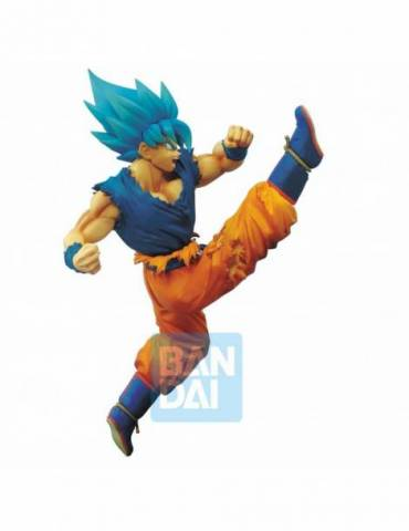 Figura Dragon Ball Super Z Battle: Super Saiyan God Super Saiyan Son Goku 16 cm