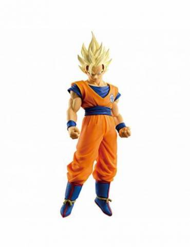 Figura Dragon Ball Super World Figure Colosseum 6 Vol. 2: Super Saiyan 2 Goku 17 cm