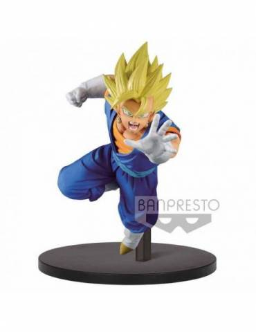 Figura Dragon Ball Super Chosenshiretsuden Vol. 2: Super Saiyan Vegetto 15 cm