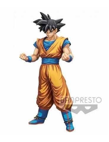 Figura Dragon Ball Z Grandista Manga Dimensions: Son Goku 2 28 cm
