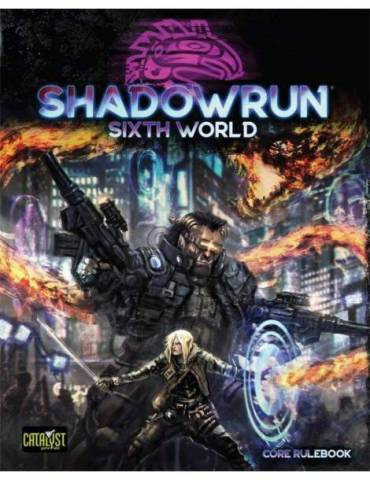 Shadowrun 6th Edition Core...