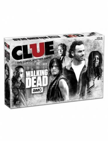 Cluedo: The Walking Dead