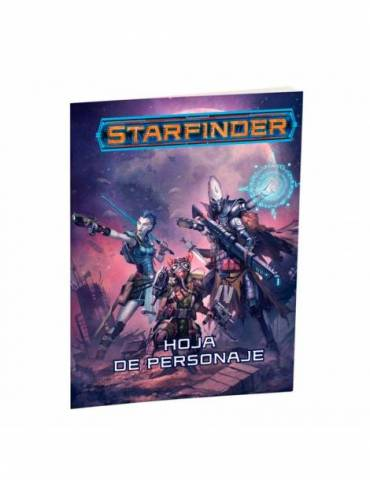Starfinder: Hoja de Personaje