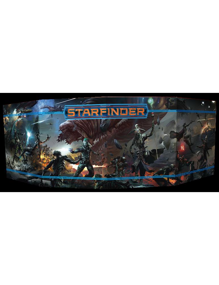 Starfinder: Pantalla