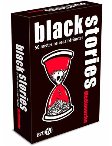 Black Stories: Edición de...