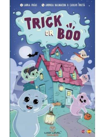 Trick or Boo