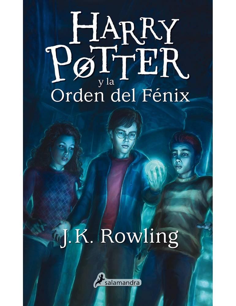 Harry Potter y la Orden del Fénix (HP5) (Rústica)