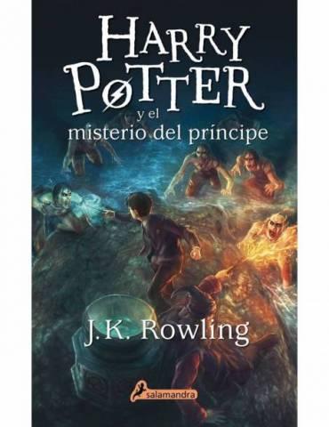 Harry Potter y el Misterio del Príncipe (HP6) (Rústica)