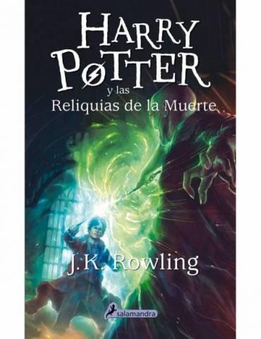 Harry Potter y las Reliquias de la Muerte (HP7) (Rústica)