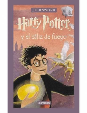 Harry Potter y el Cáliz de Fuego (HP4)