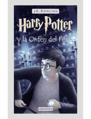 Harry Potter y la Orden del Fénix (HP5)