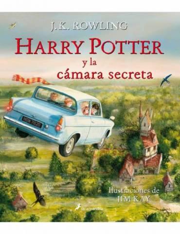 Harry Potter y la Cámara Secreta (HP2)