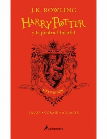 Harry Potter y La Piedra Filosofal. Edición Gryffindor