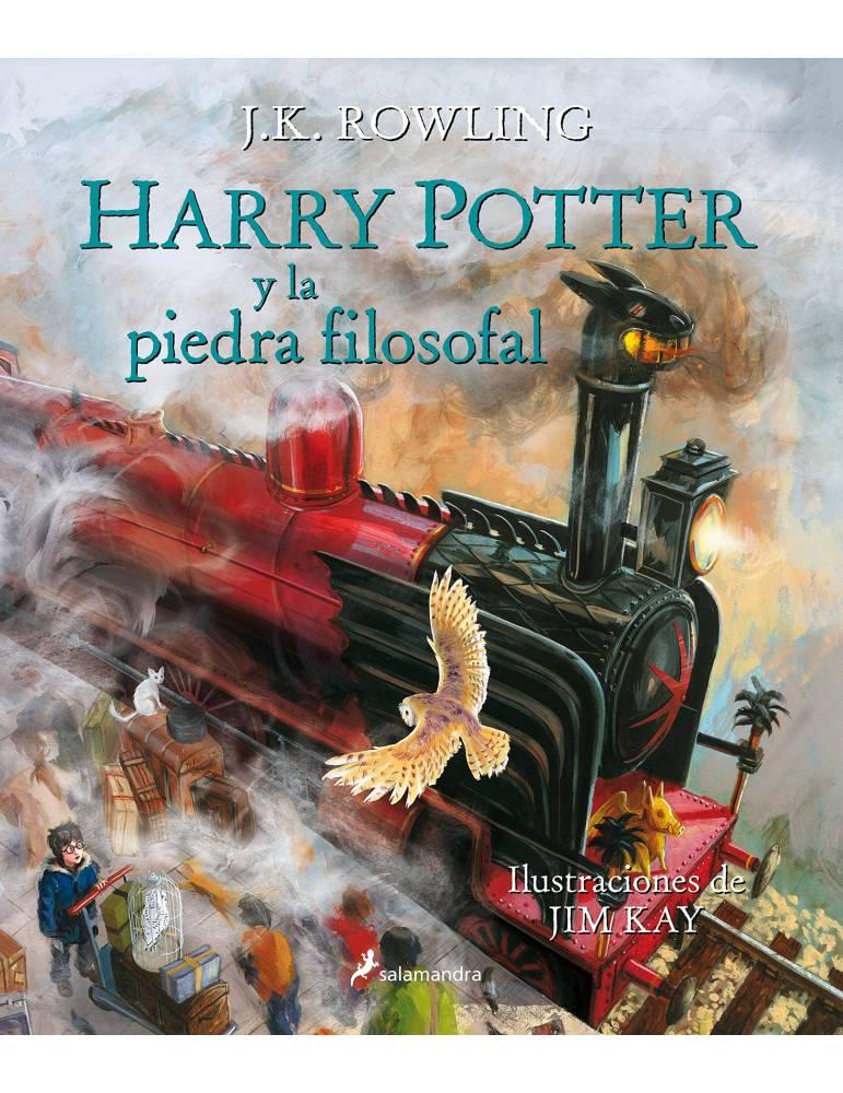 Harry Potter y La Piedra Filosofal (HP1)
