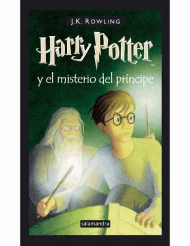Harry Potter y El Misterio del Príncipe (HP6)