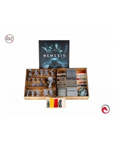Inserto e-Raptor: Nemesis