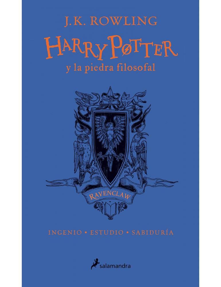 Harry Potter y La Piedra Filosofal. Edición Ravenclaw