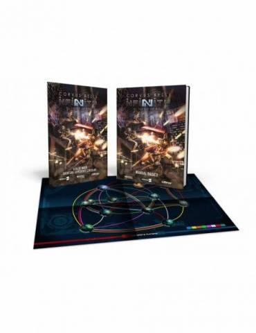 Ininifty: El Juego de Rol + Guía de inicio + Póster + Copia Digital