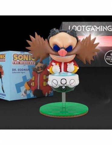 Figura Sonic: Dr. Eggman...