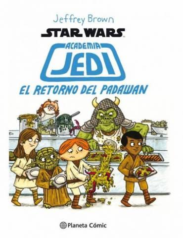 Star Wars Academia Jedi Nº02/03